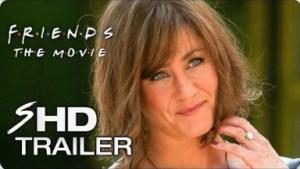 Video: FRIENDS (2018) Movie Teaser Trailer #1 - Jennifer Aniston Friends Reunion Concept